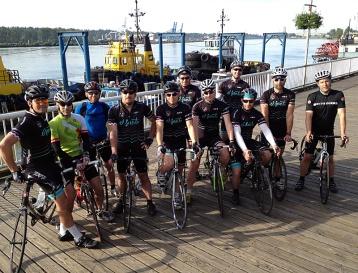 Mario Bartel photographer storyteller cyclist FRF Fraser River Fuggitivi