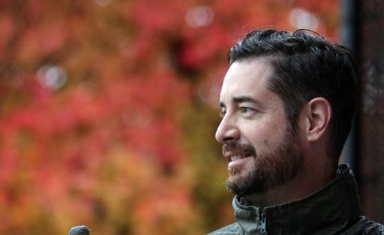 Mario Bartel road hockey photojournalist storyteller communicator