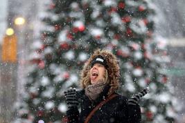 Mario Bartel storyteller photographer blogger Vancouver snow