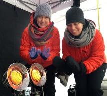 Mario Bartel storyteller photojournalist blogger winter farmer's market