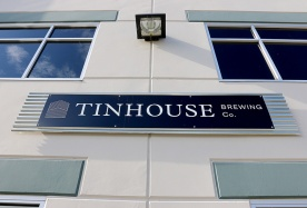 MARIO BARTEL/THE TRI-CITY NEWS Tinhouse Brewing is Port Coquitlam's third craft brewery.